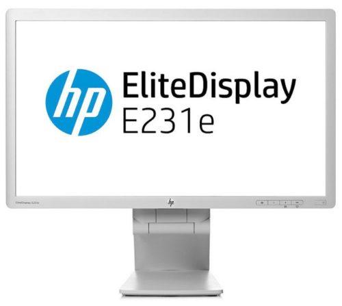 Nuevos monitores HP EliteDisplay con IPS y precios contenidos