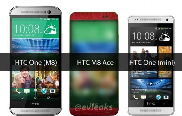 HTC One M8 Ace