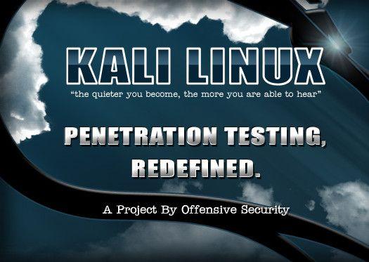 Kali Linux, distro especializada en seguridad