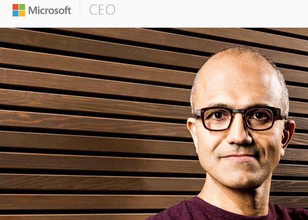 Nadella: Yo soy el jefe de Microsoft, Gates sólo ayuda