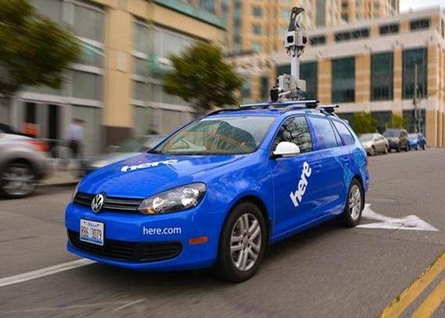 Nokia invierte en tecnologías de coches conectados y lleva Here a iOS y Android