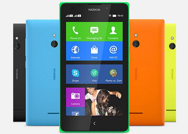 En camino nuevos Nokia X con Android