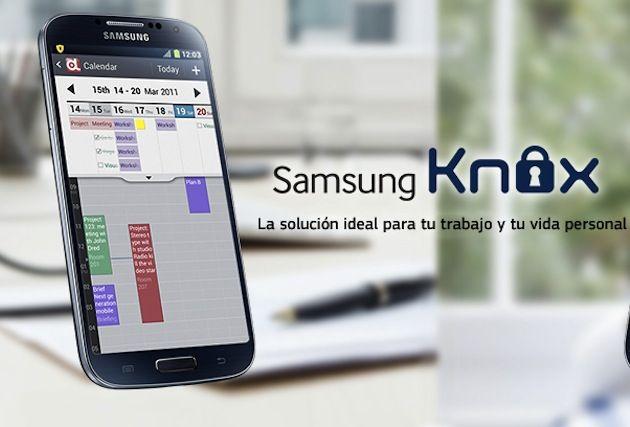 Samsung KNOX 2.0 para Galaxy S5, ya disponible