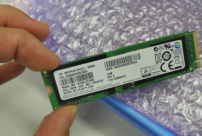 Samsung XP941, una SSD M.2 para olvidarse de discos duros 29