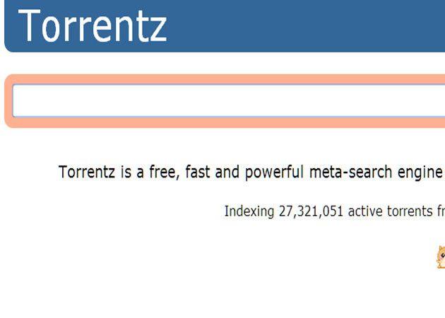 Suspendido Torrentz.eu por requerimiento policial