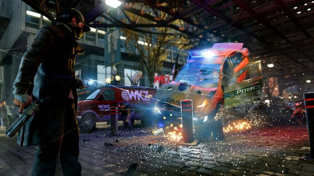 Watch Dogs da problemas de rendimiento