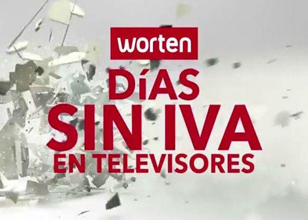 ¿Quieres ver a España ganar el mundial en un nuevo TV con gran descuento?