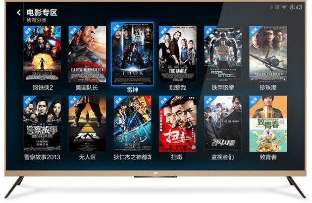 Xiaomi Mi TV 2: televisión inteligente 4K económica