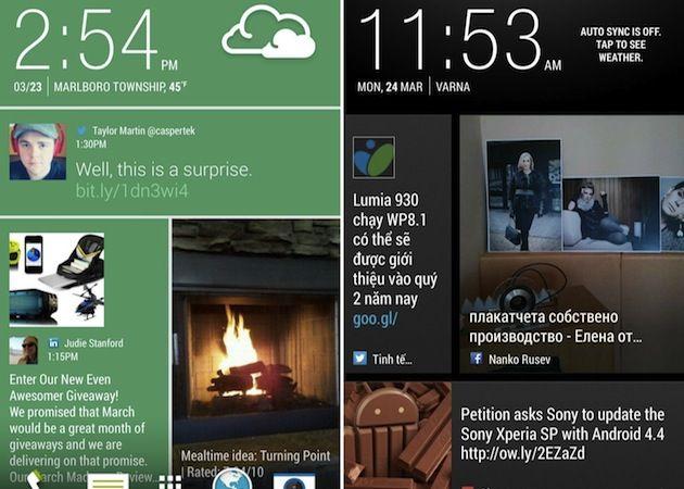 Actualización a HTC Sense 6 para HTC One (M7)
