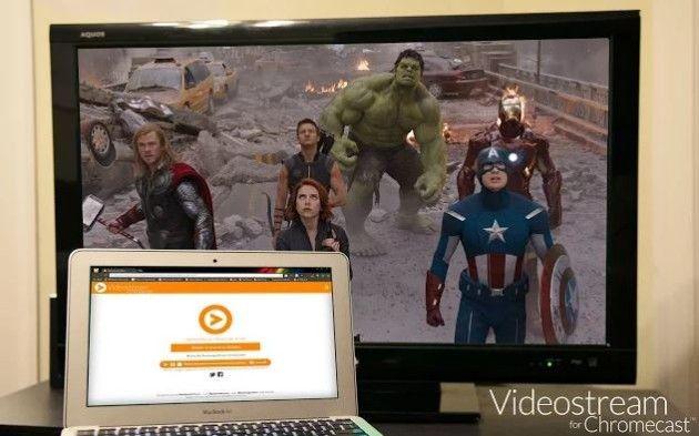 Cómo reproducir tus vídeos en un Google Chromecast