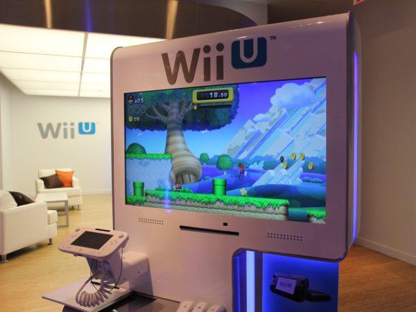 destino de Wii U