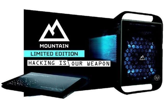 edición limitada Mountain