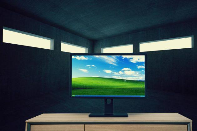 hack para actualizar Windows XP