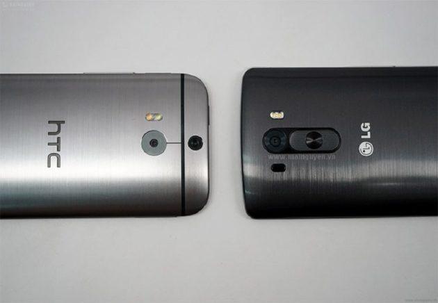 imagen del nuevo LG G3