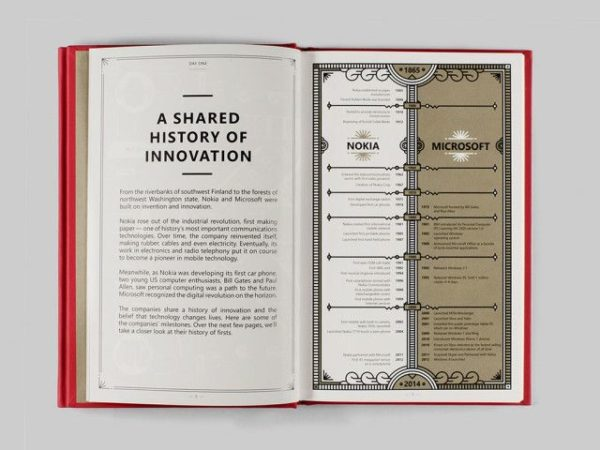 libro secreto Microsoft