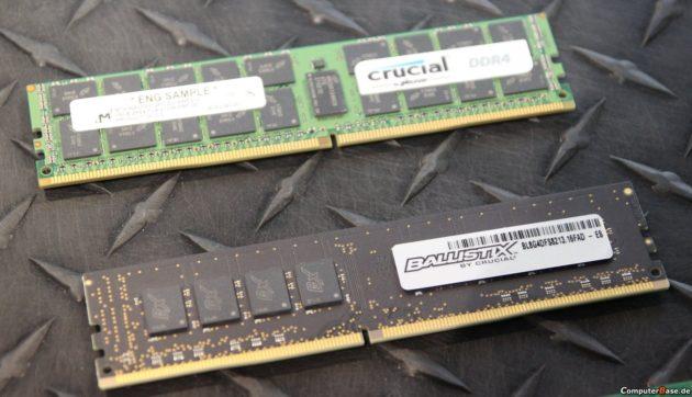 Crucial podría lanzar sus memorias DDR4 durante el T3 de este año