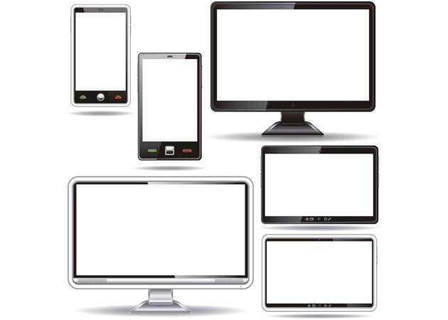 mercado de PCs y tablets