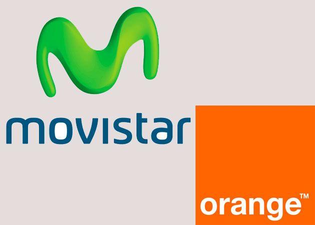 nuevas ofertas de Movistar Orange paralización
