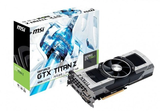 retrasar la GTX TITAN Z