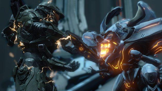 saga Halo para Xbox One