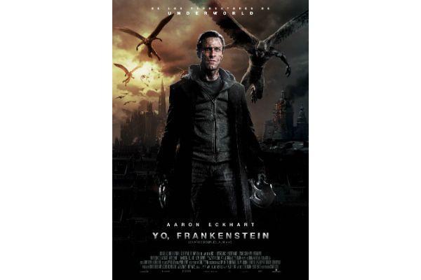 Regalamos entradas y comics de Yo, Frankenstein