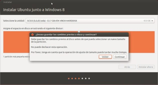 Confirmar instalacion con Windows