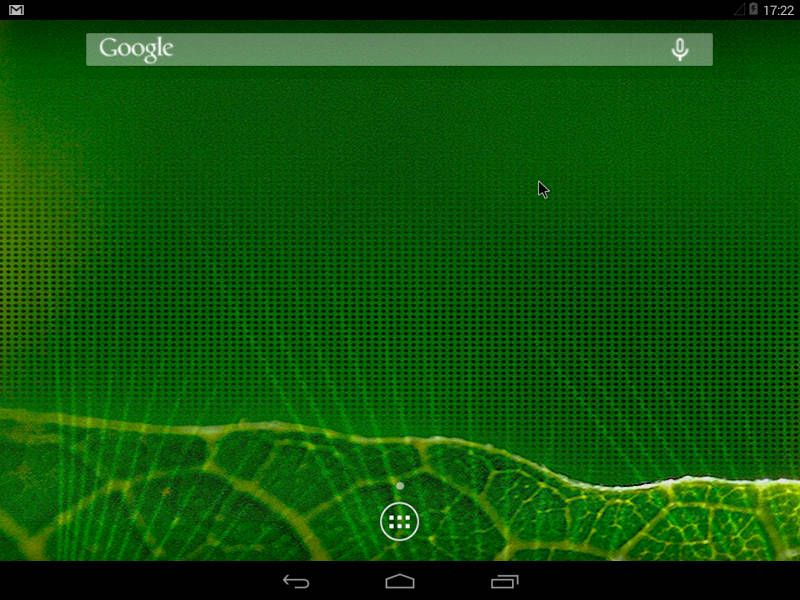 Inicio Android