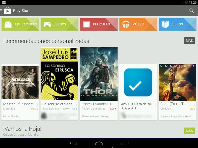Google Play Store en Android x86