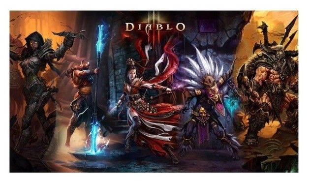 Confirmada la resolución de Diablo III en Xbox One y PS4