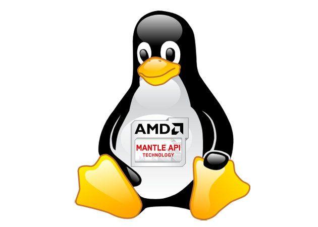 AMD pretende llevar Mantle a Linux
