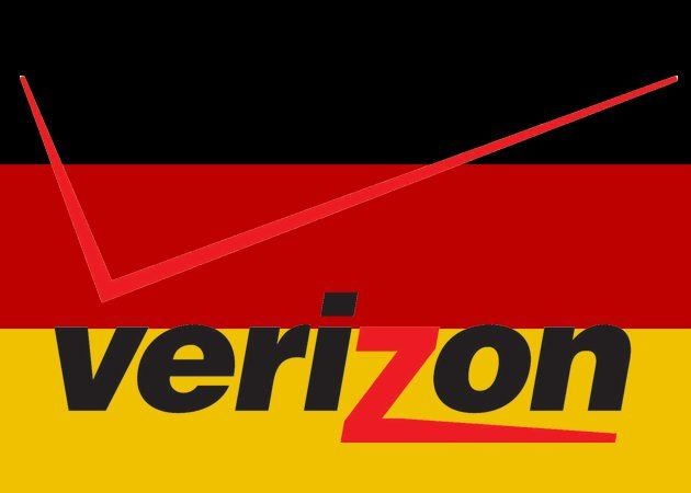 Alemania Verizon