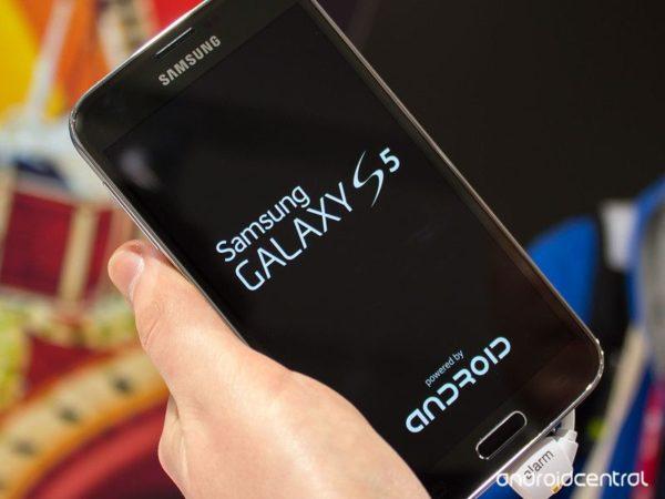 Android 4.4.3 llegará al Galaxy S5