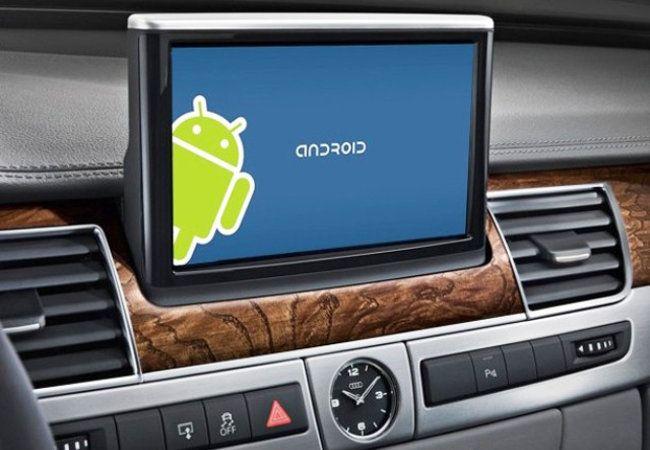 Android en el coche