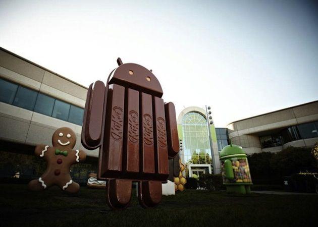 Android Kit Kat Google
