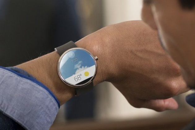 Android Wear sólo es compatible