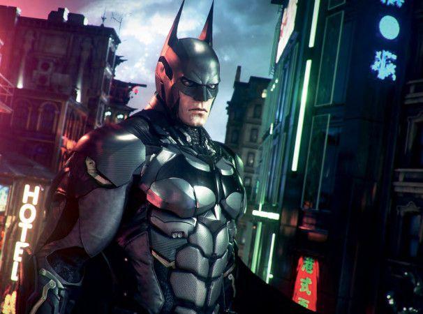 Batman Arkham Knight llegaría en enero de 2015