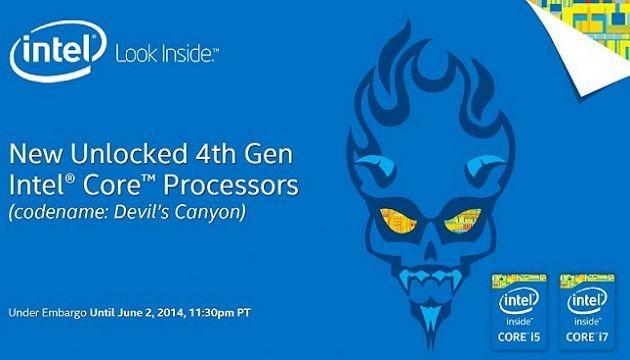Core i7 4790K Intel
