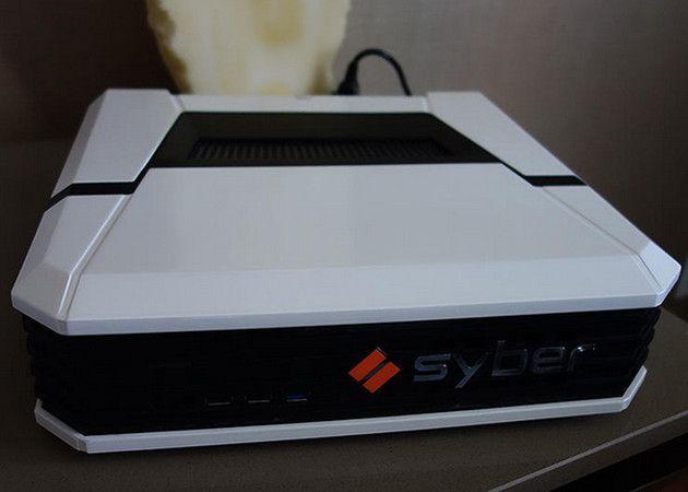 """CyberPower Syber, otra """"Steam Machines"""" con Windows 8.1"""