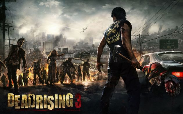 Dead Rising 3 aparece en Steam