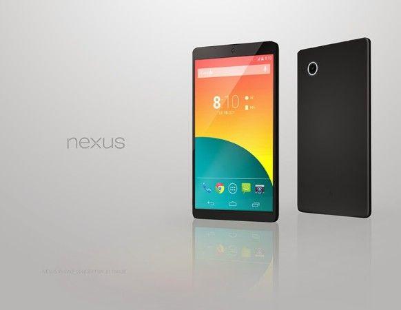 El Nexus 6 llegaría