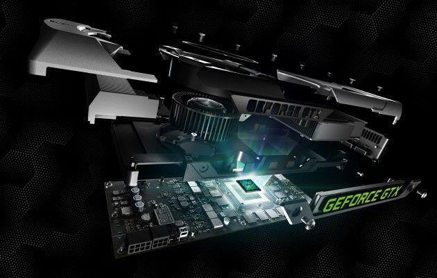 GTX 800 con chips ARM