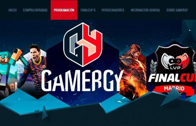Gamergy de 2014