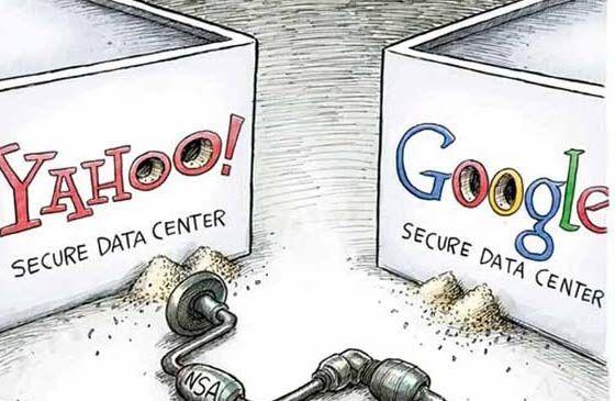 Google se burla de la NSA
