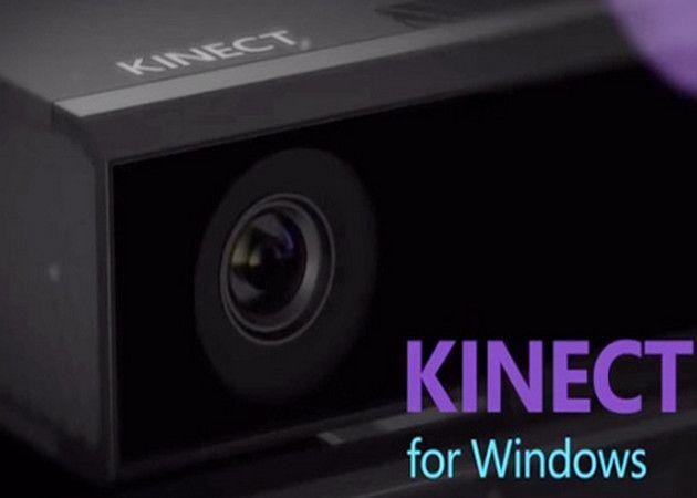 Ya se puede reservar Kinect para Windows v2
