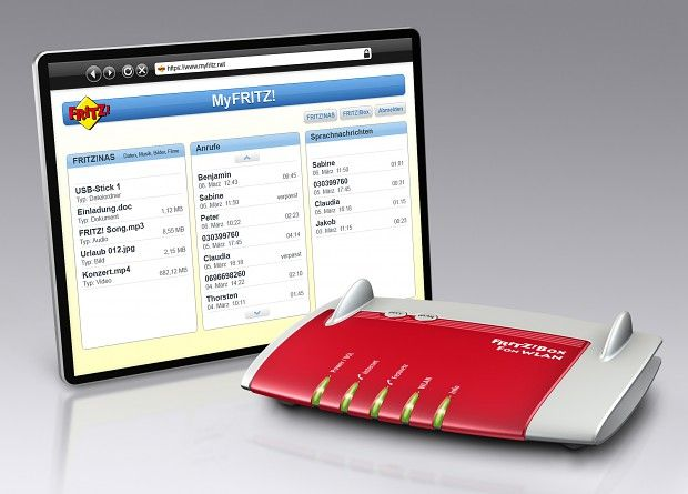 MyFRITZ!App, accede a tu FRITZ!Box desde tu smartphone o tablet