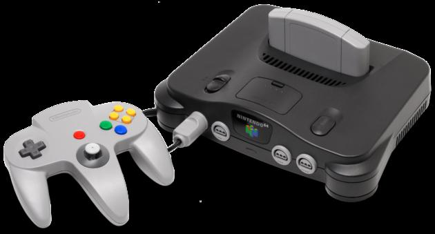 Nintendo 64 cumple 18 años