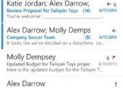 Microsoft lanza Outlook Web App para Android 34