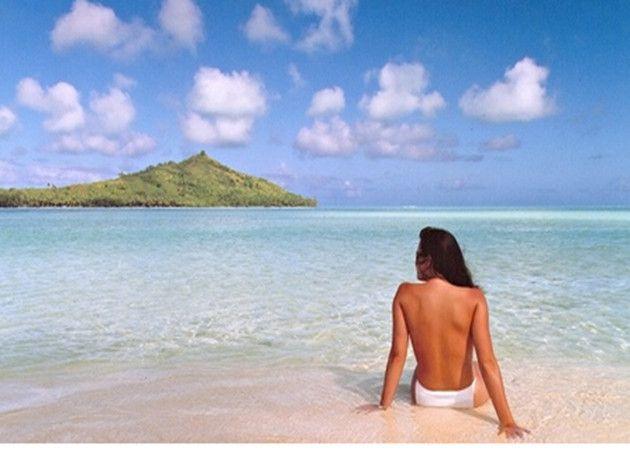 """Jennifer en el paraíso, así comenzó el arte del """"fotochop"""""""