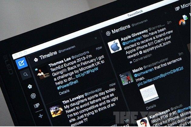 Vulnerabilidad en TweetDeck