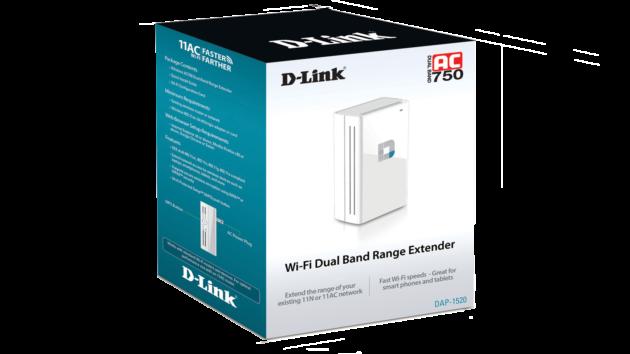 WiFi DAP-1520 AC750